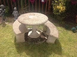 concrete garden bench for sale med art home design posters