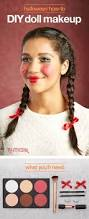 easy face makeup for halloween 174 best costume party images on pinterest halloween makeup