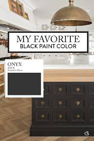best color for low maintenance kitchen cabinets our favorite black kitchen cabinet paint colors