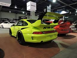 porsche rwb rwb porsches take over sema autoguide com news