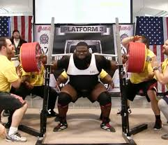 Bench Press 1000 Lbs Ray Williams Sets Powerlifting Record With 1 005 Pound Raw Squat