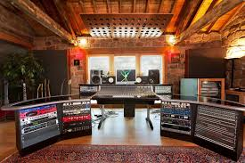 Unique Music Studio Room Design Architecture Nice