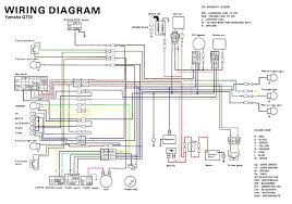 yamaha wiring diagrams diagnose motorcycle and moped electrical