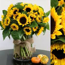 sunflower delivery in horton ks the lemon tree floral gifts