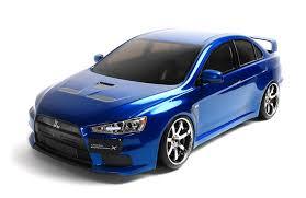 Jual Drift mst ms 01d 1 10 scale 4wd rtr electric drift car evo x blue 2 4g