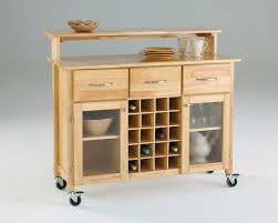 what are the advantages of kitchen table cart modern kitchen