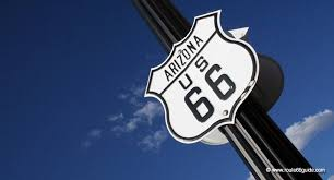 us route 66 arizona map route 66 in arizona williams and the grand
