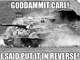 Meme Carl - for those that have never been in the military there is always a