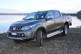 mitsubishi triton 2005 mitsubishi triton vxr proves 4x2 is sweet as road tests driven