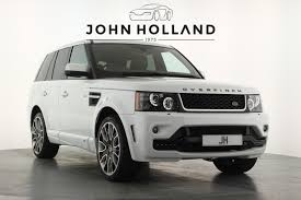land rover sport 2013 used 2013 land rover range rover sport 3 0 sdv6 hse black edition
