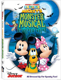 mickey u0027s monster musical coming to dvd in september places from
