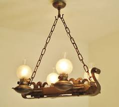 Vintage Wrought Iron Chandeliers Superb Vintage Wrought Iron Chandelier Light L