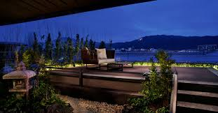 outdoor stairs lighting suite tsukimi in kyoto japan the ritz carlton kyoto