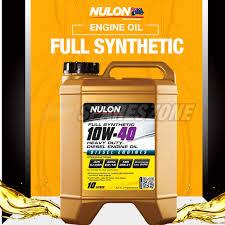 full synthetic 10w 40 hd diesel engine oil 10l isuzu d max 4wd