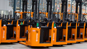 toyota number toyota forklifts retain number one position globally auto moto