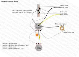 Fender Strat Guitar Wiring Diagrams 4 Way Telecaster Wiring Diagram Wordoflife Me