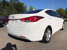 hyundai elantra gl 2013 pre owned 2013 hyundai elantra gls 4dr car in tallahassee
