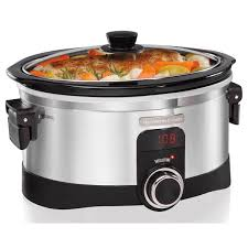 crock pot black friday sales slow cookers hamiltonbeach com