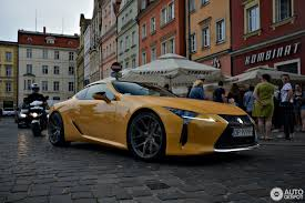 lexus of thailand lexus lc 500 6 august 2017 autogespot