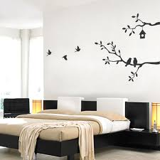Vinyl Wall Stickers Birds And Branches Wall Decal