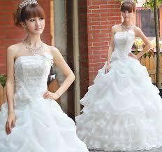 wedding dress korea korean style wedding dress gowns about wedding