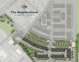 neighborhood plans the neighborhood of libbie mill midtown plans prices