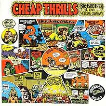 cheap photo album cheap thrills big and the holding company album