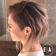 hair styles with both of sides shaved 20 cute shaved hairstyles for women