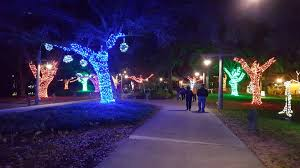 zoo lights baton rouge zoolights