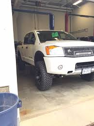 nissan armada for sale vancouver exclusive rigid industries led grille for nissan titan armada