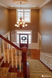 chandelier in foyer or great room