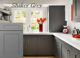 shaker kitchen cabinet kitchen cute grey shaker kitchen cabinets awesome on rta free