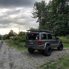 jeep commander jeep commander build thread overland bound community