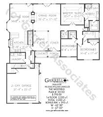 house plans one westfield house plan house plans by garrell associates inc