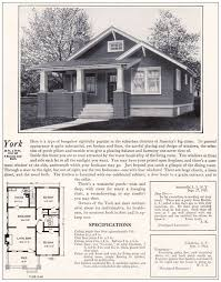 1920 bungalow house plans luxihome