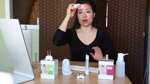 nuface trinity red light reviews nuface trinity pro series anti wrinkle remover awr led skin