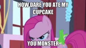 Cupcake Meme - my little pony friendship is magic images cupcake meme 1 wallpaper