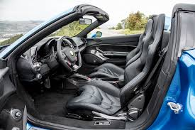 ferrari custom interior eight things you didn u0027t know about the ferrari 488 spider