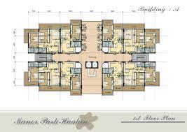 Pdf Floor Plan by Apartment Building Floor Plans U2013 Laferida Com