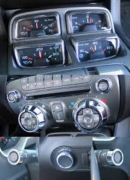 camaro interior 2014 2010 2014 chevy camaro chrome billet 11pc interior trim kit