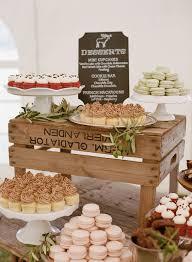 rustic wedding cake dessert tabl on thanksgiving wedding ideas