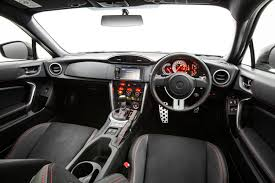86 Corolla Interior Toyota 86 Gt And Gts Get Updated Suspension Interior And Exterior