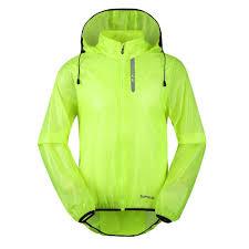 rain jacket for bike riding amazon com santic men u0027s cycling skin coat jersey bicycle