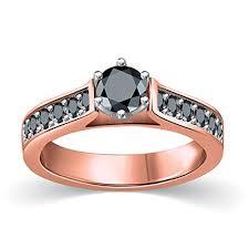 Black Diamond Wedding Rings by 39 Best Alluring Black Diamond Engagement Rings Images On