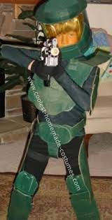 Master Chief Halloween Costumes Coolest Female Master Chief Halo 3 Costume Halloween