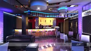 be one karaoke hotel indah batam interior design on behance