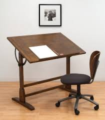 Drafting Table Uk Studio Designs 42in Vintage Drafting Table Rustic Oak 13305