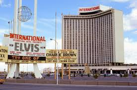 Las Vegas Strip Hotels Map by International Hotel Las Vegas July 1969 Largest Hotel In The