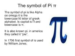 what is pi