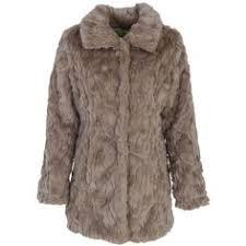 k design jas vintage real fur coat light brown size m l light browns vintage